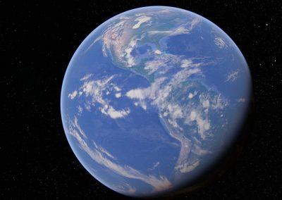 Google Earth in VR