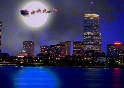 See Santa in VR