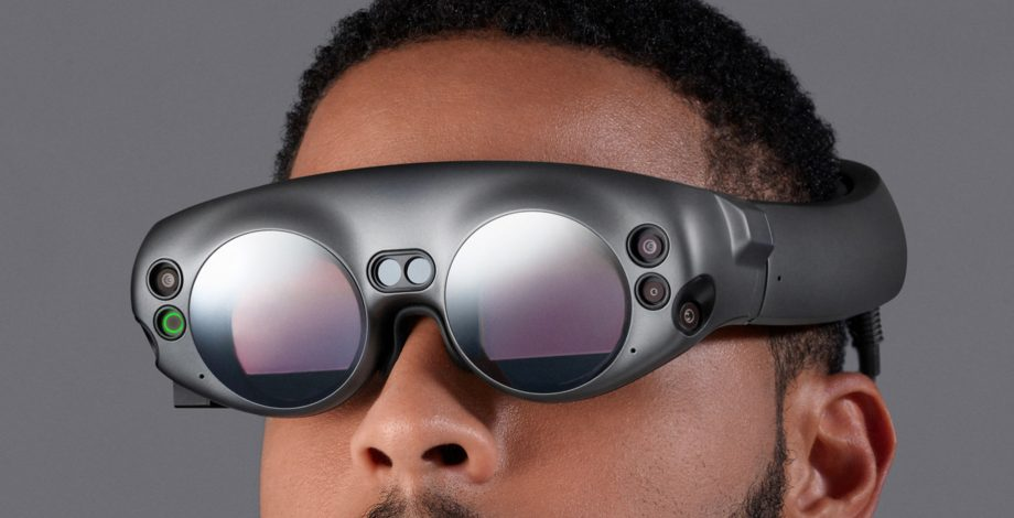 Magic Leap One AR Glasses
