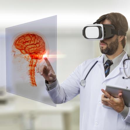 PHARMA'S ADOPTION OF VR